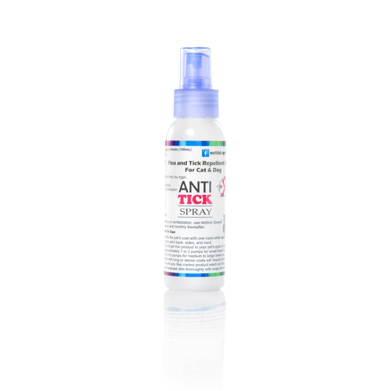 Antitick Spray Kemasan BIG size 100mL